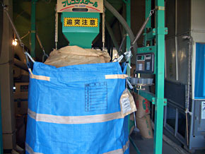 乾燥・籾摺り4